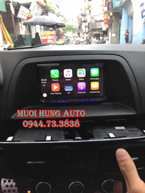 Lắp đặt màn hình DVD cho xe ô tô tại HCM