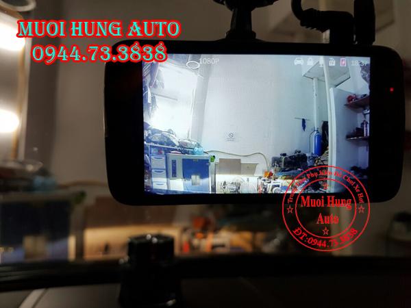 lắp đặtcamera hành trình Mazda 6 chính hãng