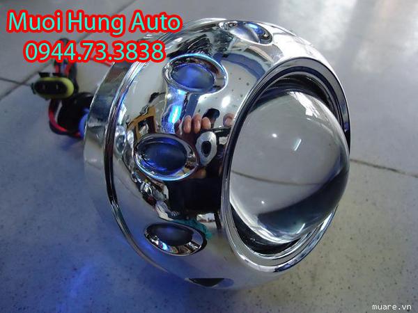 giá độ đèn Led bi xenon cho xe ô tô tại TPHCM