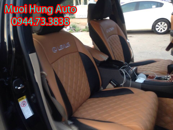 bọc ghế da ô tô tại HCM