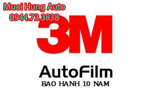 Dán film 3M chính hãng USA cho xe Huyndai Elantra