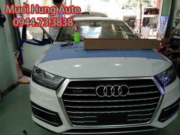 dịch vụdán phim cách nhiệt Llumar giá rẻ cho xe Audi