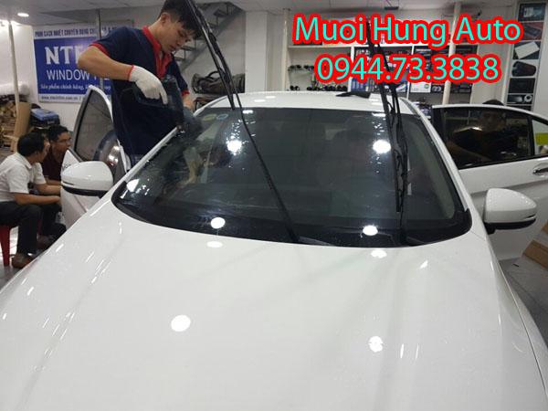bán phim LLumar xe Honda City giá rẻ tại HCM