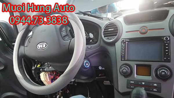 dịch vụ gắn chìa khóa thông minh xe Kia K3