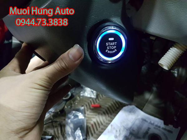 dịch vụ gắn chìa khóa thông minh xe Kia K3 tại HCM