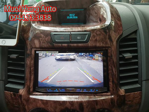 địa chỉ chuyên gắn camera de full HD xe Hyundai Avante chính hãng tại HCM