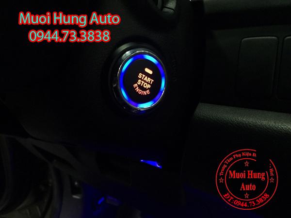 gắn chìa khóa Start Stop Makey cho xe Honda CRV