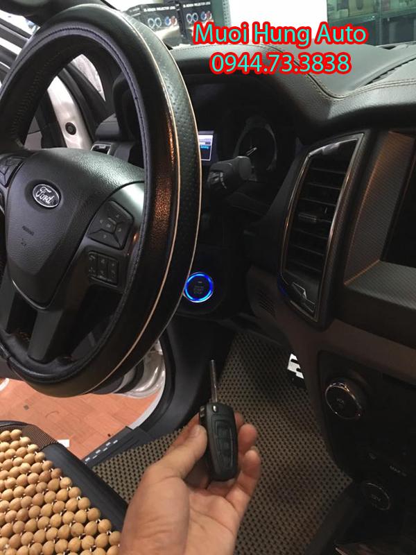 ắn chìa khóa thông minh Start Stop xe Ford Ecosport giá bao nhiêu?