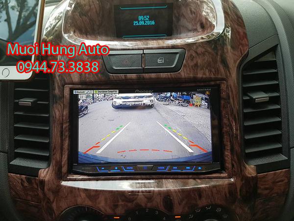 lắp đặt camera de full HD xe Toyota Venza cao cấp tại tpHCM