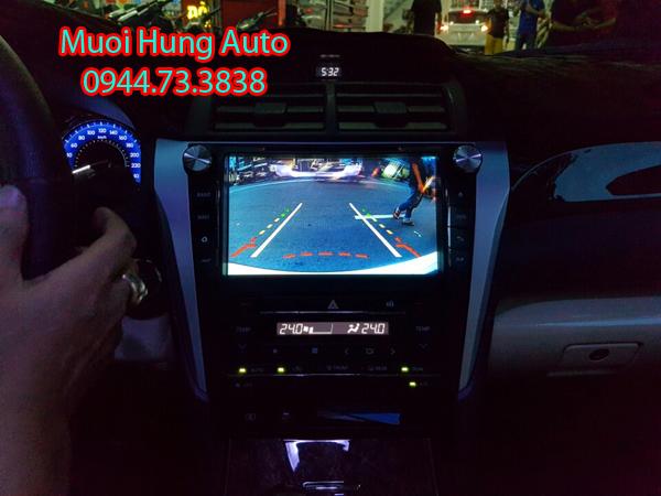 lắp đặt camera de xe Hyundai Getz tại tpHCM