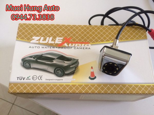 gắn camera de xe Hyundai Getz tại tpHCM