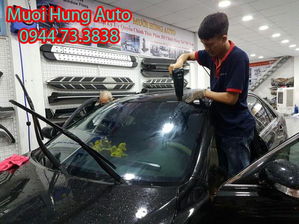 Dán phim 3M xe ô tô Hyundai Sonata