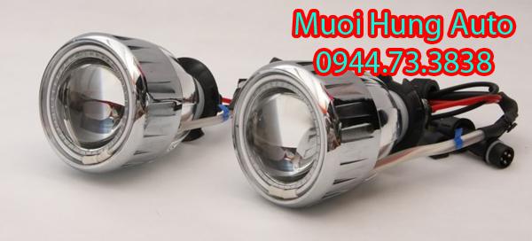 bộ độ đèn bi xenon cho xe ô tô giá bao nhiêu tại HCM