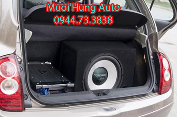 trung tâm chuyên độ âm thanh ô tô chuyên nghiệp tại thành phố Hồ Chí Minh