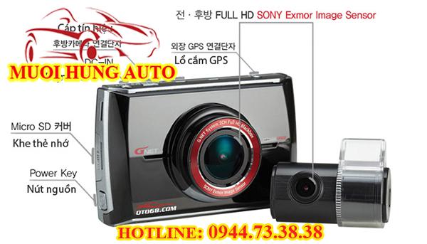 Camera hành trình Hàn Quốc giá rẻ tại Tp.HCM