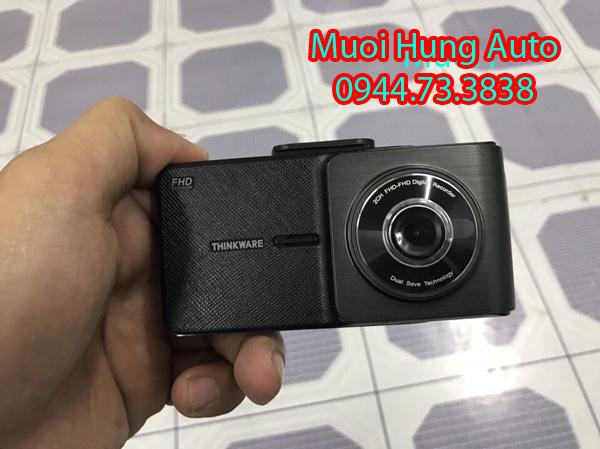 lắp đặt camera hành trình Hàn Quốc chính hãng cho ô tô tại HCM