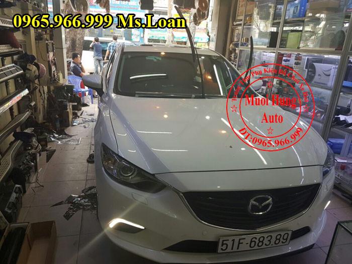 phim cách nhiệt 3M xe Mazda CX5