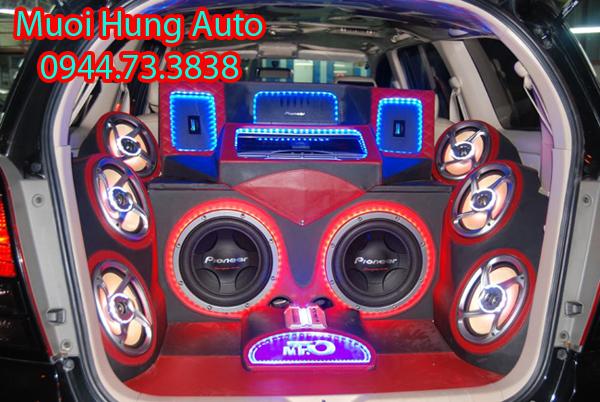 độ âm thanh xe ô tô ở đâu chất lượng giá rẻ