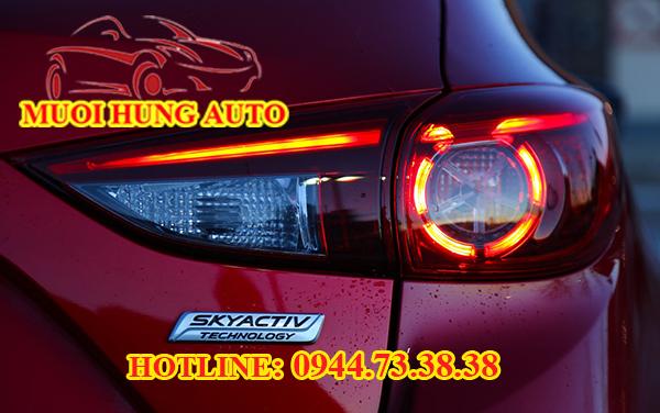 độ đèn Led xe Mazda 3 giá rẻ