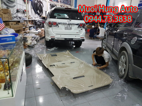 phụ kiệnxe Toyota Fortuner
