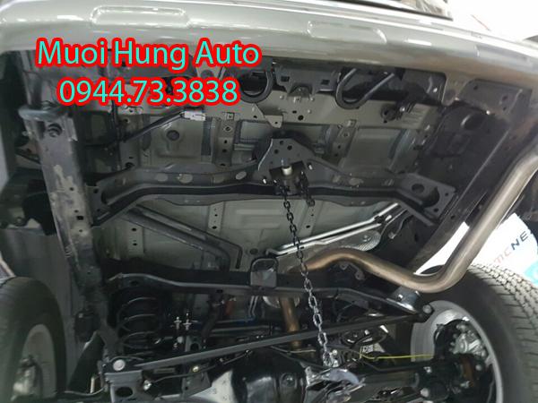 Xịt phủ gầm chống sét cho xe Mazda CX5 giá rẻ tại HCM