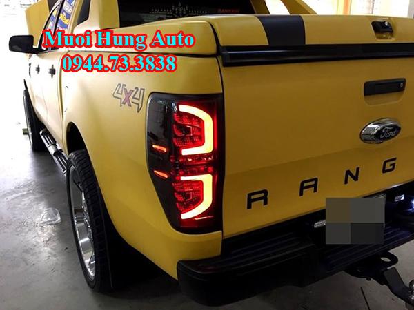 độ đèn hậuxe Ford Ranger 2017 Q5 HCM