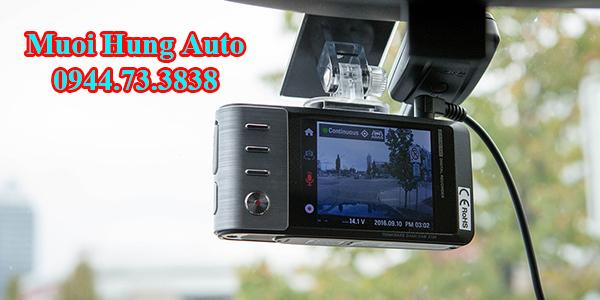 sử dụng camera hành trình cho xe Toyota Innova 2017