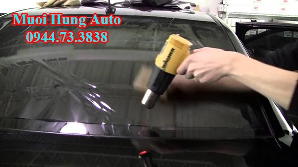 dịch vụ dán phim cách nhiệt 3M USA cho xe Honda CRV