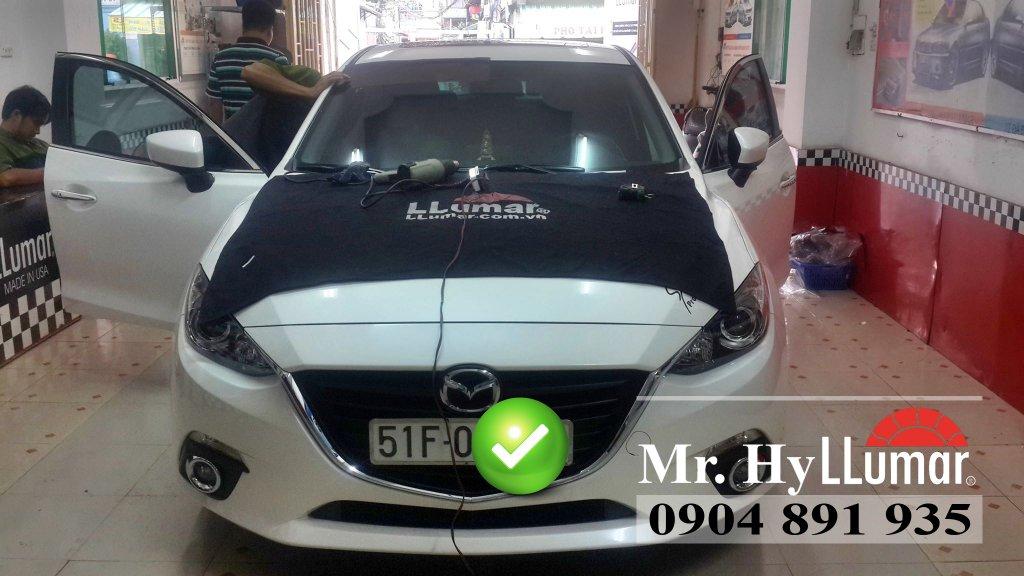 mua phim cách nhiệt Llumar chính hãng USA cho xe Mazda CX5