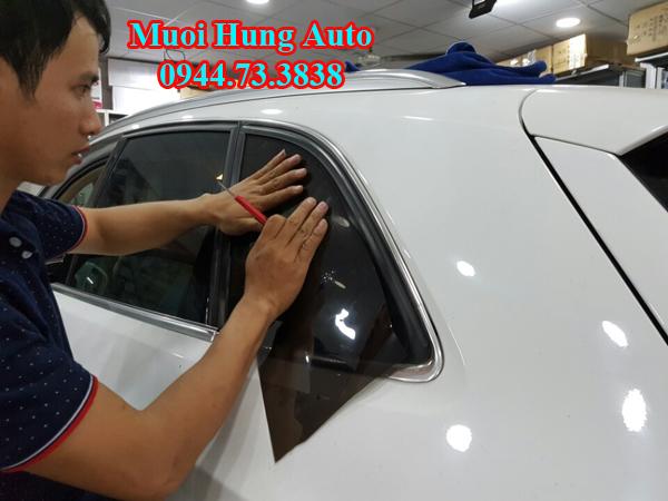 dán phim 3M cho xe Audi Q5 tp HCM