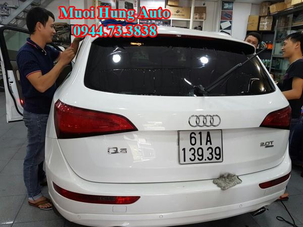 dán phim 3M cho xe Audi tại Q5 tp HCM