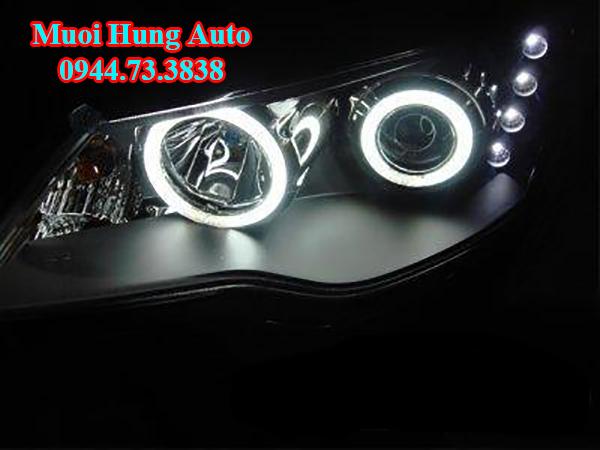 độ đèn pha xe cho Honda Civic