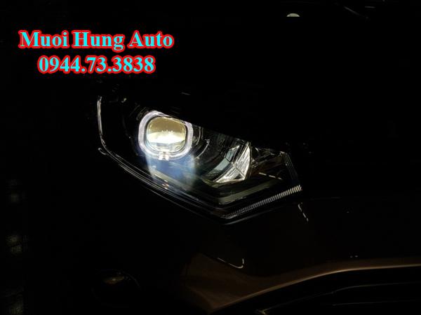 độ đèn led cho xe ô tô Ford Ecosport