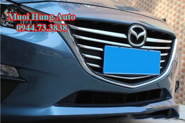 phụ kiện trang trí xe Mazda 3
