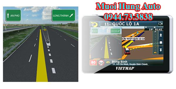 Lắp đặt thiết bị dẫn đường Vietmap cho xe Hyundai Elantra
