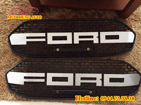 dịch vụ lắp đặt mặt ga lăng cao cấp xe Ford Ecosport