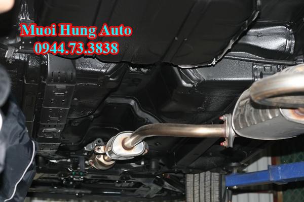 phủ gầm xe Mazda 3