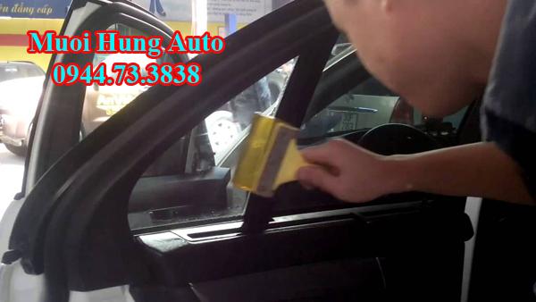 Dán phim cách nhiệt xe Honda Civic