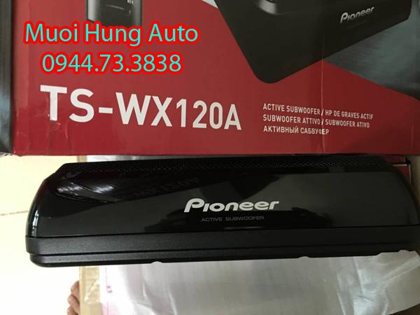 nâng cấp âm thanh với loapioneer cao cấp xe Toyota Altis