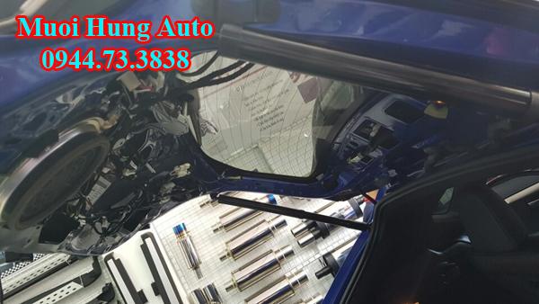 độ ty cốp điện cho xe Lexus NX 200T chính hãng