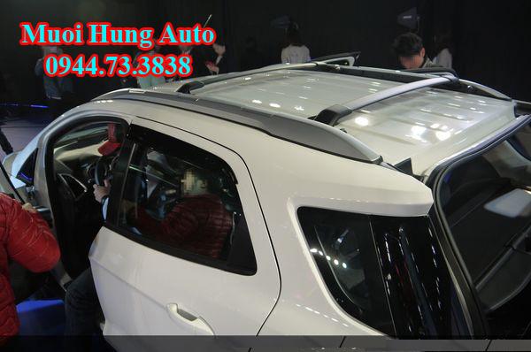 phụ kiện ba ga giá nóc xe Ford Ecosport