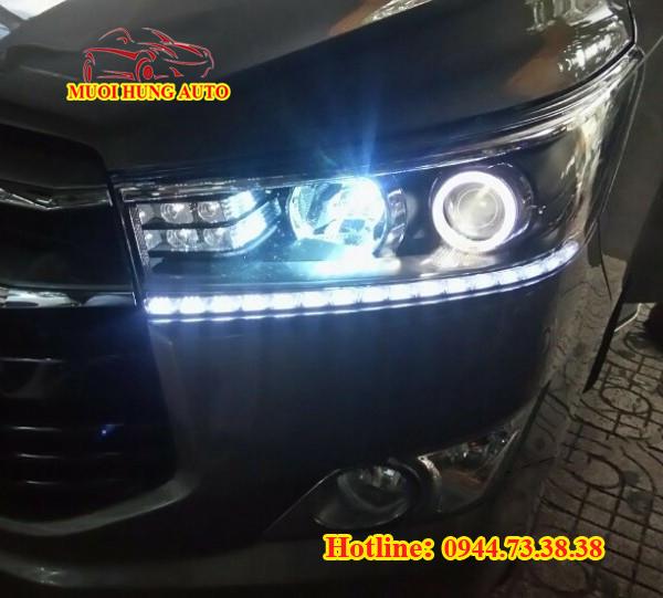 Lợi ích của gắn bóng đèn Led Xe Toyota Innova