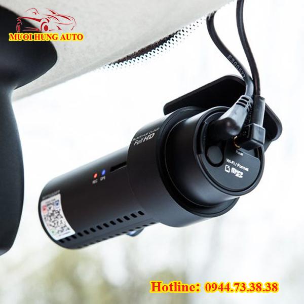 Gắn camera hành trình cho xe ô tô chất lượng cao