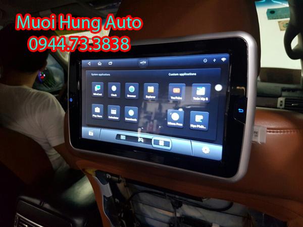 địa chỉ bán màn hình DVD Android cho ô tô tại tphcm