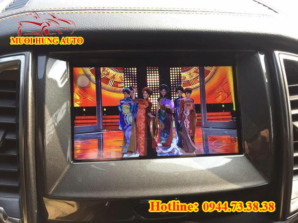 Màn hình DVD Android Ford Ranger