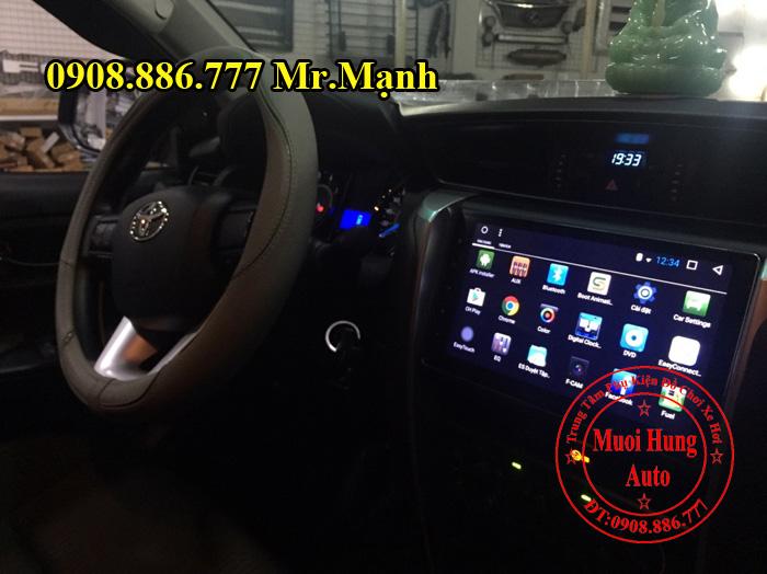 mua màn hình DVD Android cho xe Hyundai Tucson tại Tphcm