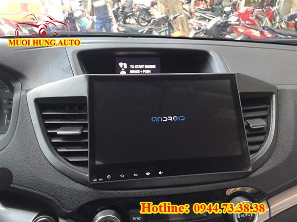 Màn hình DVD Android xe Honda CRV