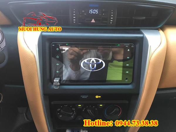 màn hình DVD Android cho xe Kia Morning chính hãng tại Sài Gòn