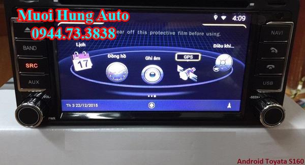 màn hình DVD Android cho xe Toyota Yaris cao cấp