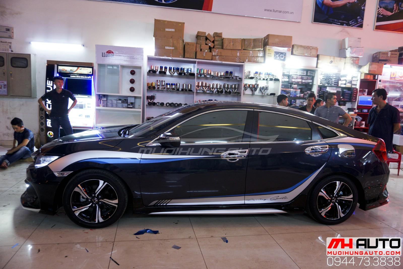 body Kit Honda Civic 1